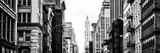 Panoramic Landscape, Architecture and Buildings, Urban Scene, 401 Broadway, Lower Manhattan, NYC Photographic Print by Philippe Hugonnard