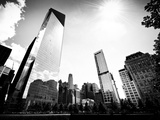 One World Trade Center (1WTC) and the 9/11 Memorial, Manhattan, New York Photographic Print by Philippe Hugonnard