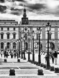 The Louvre Museum, Paris, France Photographic Print by Philippe Hugonnard