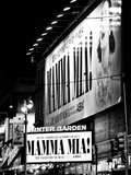 Mamma Mia! the Smash Hit Musical, Abba, Winter Garden, Times Square, Manhattan, New York Photographic Print by Philippe Hugonnard
