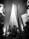 Architecture and Buildings, One World Trade Center (1WTC), Manhattan, New York, USA Papier Photo par Philippe Hugonnard