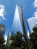 Architecture and Buildings, the One World Trade Center (1Wtc), Manhattan, New York, US, USA Reproduction photographique par Philippe Hugonnard