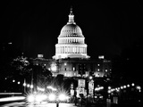 The Capitol Building, US Congress, Washington D.C, District of Columbia Photographic Print by Philippe Hugonnard