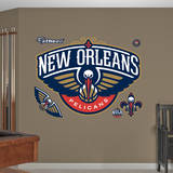 New Orleans Pelicans Logo Wall Decal Wall Decal