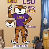 LSU Tigers 2013 Mike the Tiger Wall Decal Wall Decal