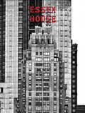 Architecture and Buildings, Essex House (Marriott), Central Park, Manhattan, NYC Photographic Print by Philippe Hugonnard
