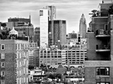 Landscape Buildings of Chelsea with Empire State Building, Meatpacking District, Manhattan, NYC Photographic Print by Philippe Hugonnard