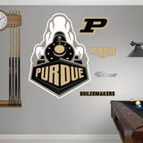 Purdue Boilermakers Train Logo Wall Decal Wall Decal