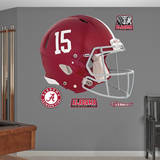 Alabama Crimson Tide Helmet Wall Decal Wall Decal