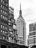 Architecture and Buildings, Empire State Building, Midtown Manhattan, NYC Photographic Print by Philippe Hugonnard