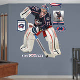 NHL Columbus Blue Jackets Sergei Bobrovsky Wall Decal Wall Decal