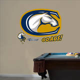 UC Davis Aggies Logo Wall Decal Wall Decal