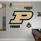 Purdue Boilermakers P Logo Wall Decal Muursticker