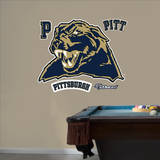 Pittsburgh Panthers Panther Logo Wall Decal Wallstickers