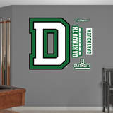 Dartmouth Big Green Logo Wall Decal Wall Decal