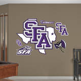 Stephen F. Austin Logo Wall Decal Wall Decal