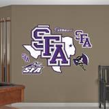 Stephen F. Austin Logo Wall Decal Wall Decal