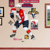 NHL Florida Panthers Jonathan Huberdeau Wall Decal Wall Decal