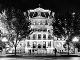 Eisenhower Executive Office Building Entrance (Eeob), West of the White House, Washington D.C Photographic Print by Philippe Hugonnard