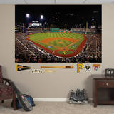 MLB Pittsburgh Pirates Pittsburgh Pirates 2013 Postseason Stadium Mural Wall Decal Wall Decal
