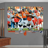 NFL Denver Broncos Peyton Manning Mural Wall Decal Wall Decal