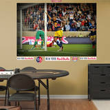 "MLS Red Bull New York Thierry Henry ""Henrying"" Mural Wall Decal Wall Decal"