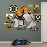 NHL Boston Bruins Tuukka Rask Wall Decal Wallstickers