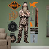 Duck Dynasty - Phil Robertson Wall Decal Wall Decal