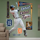 MLB Detroit Tigers Austin Jackson Wall Decal Wall Decal