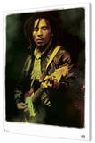 Bob Marley - Legendary Stretched Canvas Print