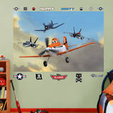 Disney Planes - Jolly Wrenches Mural Wall Decal Wall Decal