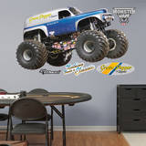 Monster Jam: Grave Digger - The Legend Wall Decal Wall Decal