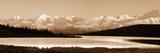 Mt McKinley, Denali Fotografisk trykk av Howard Ruby