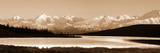 Mt McKinley, Denali Fotodruck von Howard Ruby