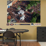 Auburn Tigers Toomer's Corner Final Rolling Mural Wall Decal Wallstickers