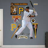 MLB Pittsburgh Pirates Pedro Alvarez Wall Decal Wall Decal