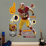 NFL Washington Redskins Ryan Kerrigan Wall Decal Wall Decal