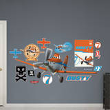 Disney Planes - Dusty Wall Decal Wall Decal