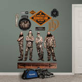 Duck Dynasty Collection Wall Decal Wall Decal