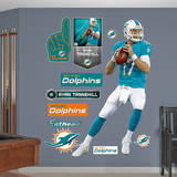 NFL Miami Dolphins Ryan Tannehill Wall Decal Wall Decal