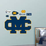 Mississippi College Logo Wall Decal Wall Decal