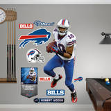NFL Buffalo Bills Robert Woods Wall Decal Wall Decal
