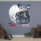 UConn Huskies Helmet Wall Decal Wallstickers