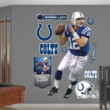 NFL Indianapolis Colts Andrew Luck Wall Decal Wall Decal