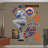 MLB New York Mets Zack Wheeler Wall Decal Wall Decal