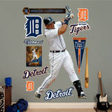 MLB Detroit Tigers Miguel Cabrera Wall Decal Wall Decal