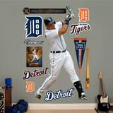 MLB Detroit Tigers Miguel Cabrera Wall Decal Vinilos decorativos