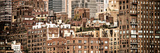 Panoramic Landscape, Sutton Place District, Downtown Manhattan, New York, Vintage Photographic Print by Philippe Hugonnard