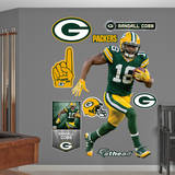 NFL Green Bay Packers Randall Cobb Wall Decal Wall Decal