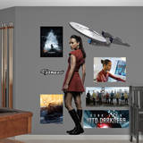 Uhura: Star Trek - Into Darkness Wall Decal Wall Decal